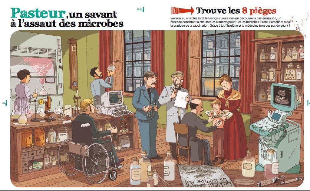 DP1 Déjoue Les Pièges De La Science