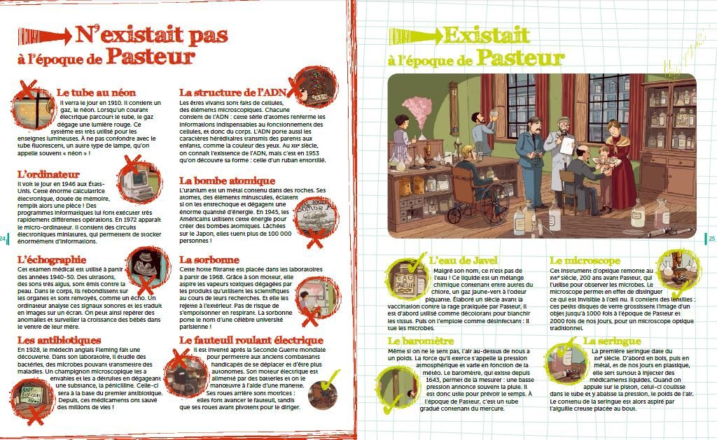 DP2 Déjoue Les Pièges De La Science