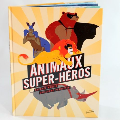 Animaux Super Héros