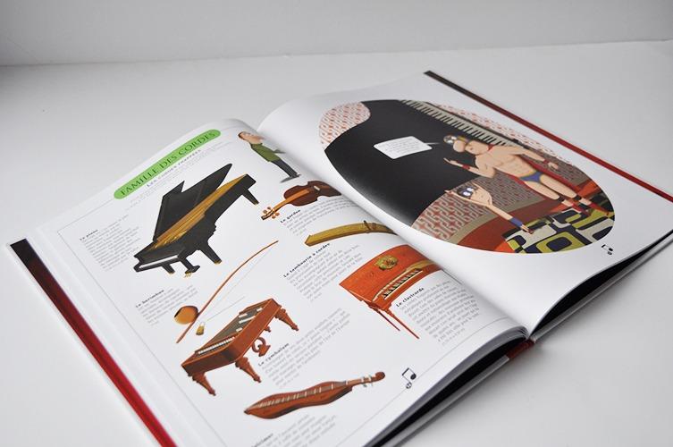 Le Grand Livre Des Instruments 2