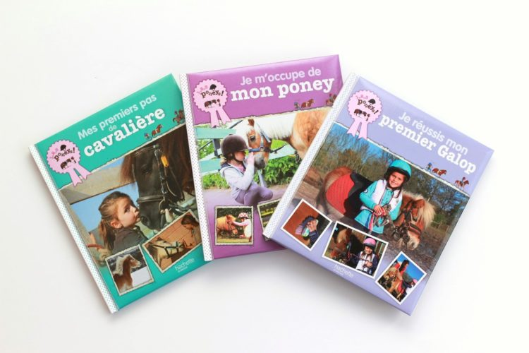 3 Couvertures Poney Site Okidokid