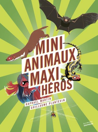Mini Animaux Maxi Heros Couverture
