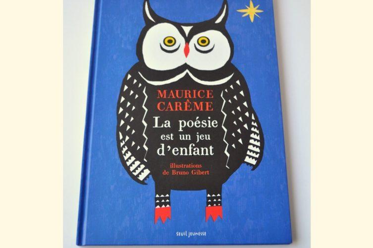 La Poesie Est Un Jeu D'enfant Couverture