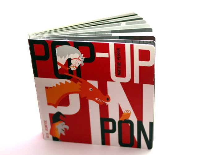 Pop Up Pinpon Couverture