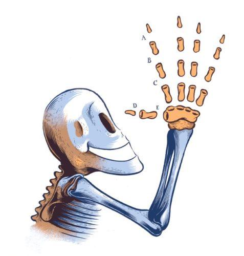 Des Squelettes Au Ministère