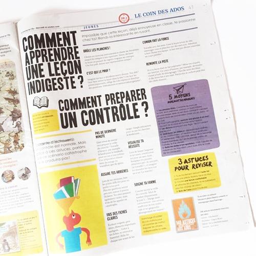 Contenu Des Pages Jeunesses Du JIR Pour Portfolio