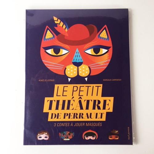 Le Petit Theatre De Perrault Couverture