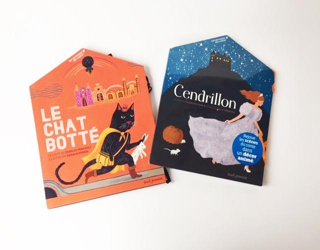 Couvertures De Présentation En Portfolio De La Collection Les Carrousels Des Contes