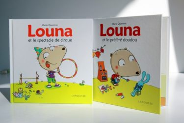 Couvertures Louna