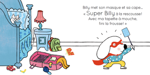 Super Billy Interieur