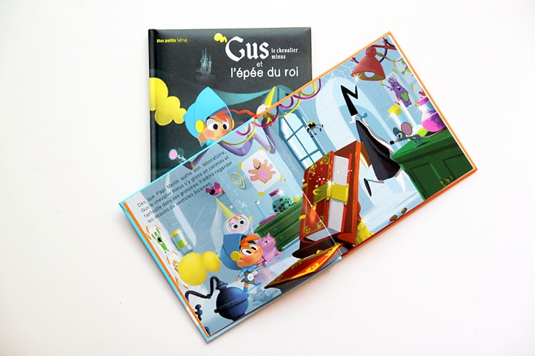 Contenu Des Albums Gus Le Chevalier Minus Pour Portfolio