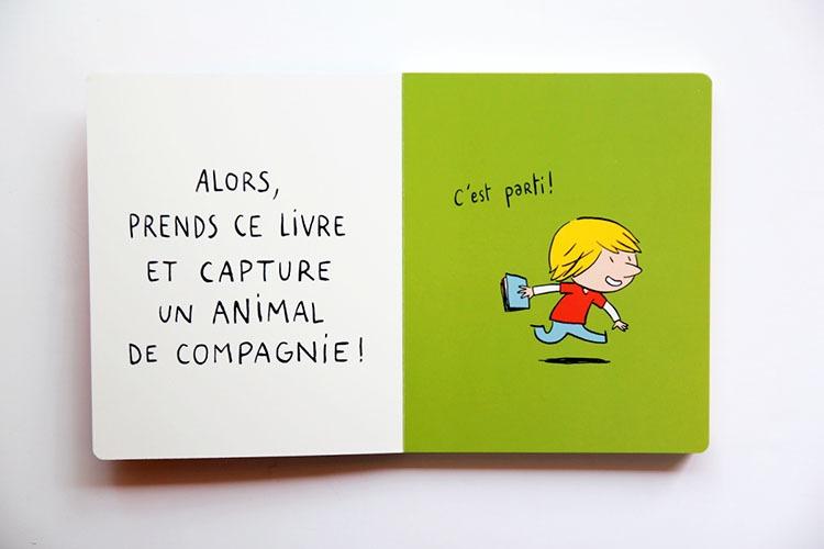 Contenu De L'album Le Piège Parfait Pour Portfolio