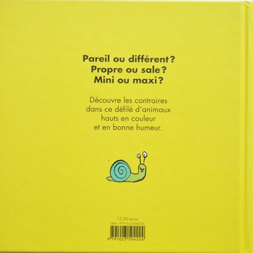 Contenu De L'album Gros Minus Pour Portfolio