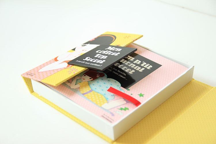 Contenu Du Livre-jeu Mon Coffret Top Secret Pour Portfolio
