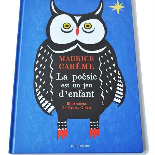 Couverture De Présentation En Portfolio De L'album La Poésie Est Un Jeu D'enfant