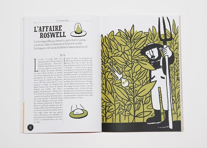 Contenu Du Documentaire Le Livre Des Grandes Arnaques Pour Portfolio