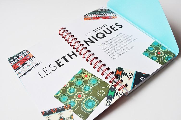 Contenu Du Livre-jeu World Fashion Pour Portfolio