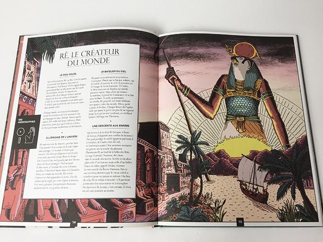 Contenu Du Documentaire Les Dieux De L'Égypte Pour Portfolio
