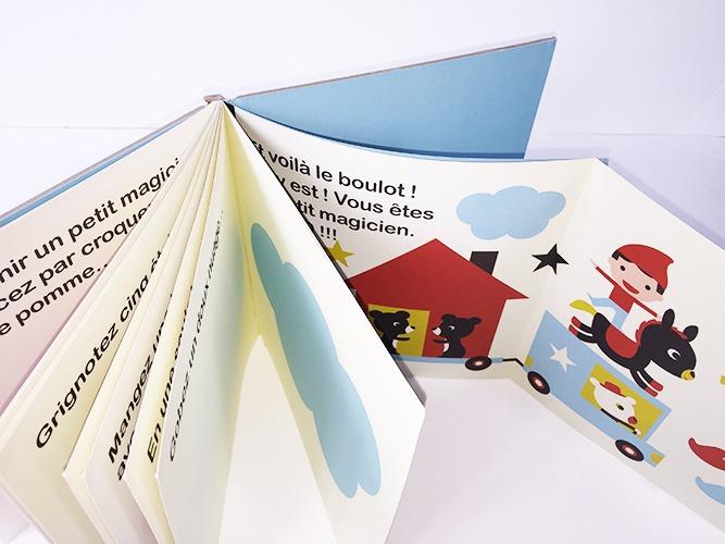 Contenu De L'album Le Petit Magicien Pour Portfolio