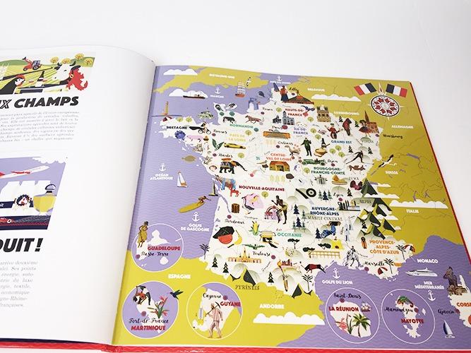 Contenu Du Documentaire Atlas Des Régions De France Pour Portfolio