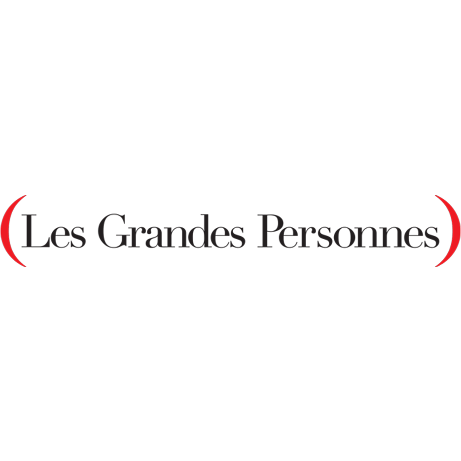 Logo de Les Grandes Personnes