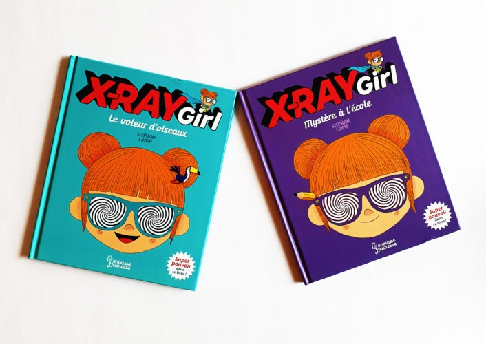 Collection X-Ray Girl